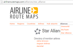 Airlinereoutemapper