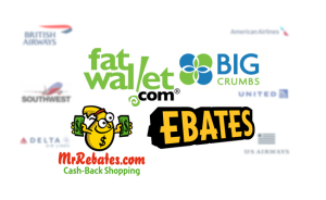 Buying Money with Miles Via Cash Back Sites
