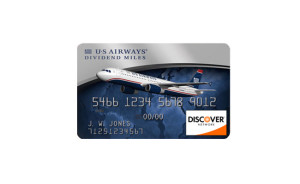 The Best US Airways Credit Card is a Discover Card?
