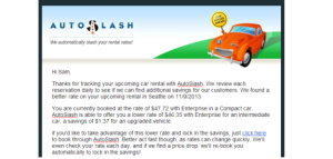 Leveraging Autoslash.com to Save Even More on Car Rentals