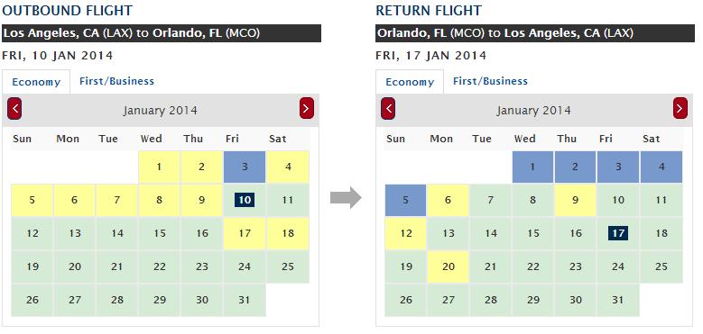 DL Jan Calendar