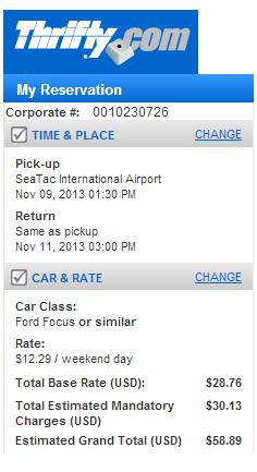 Capital One Car Rental Discount Code