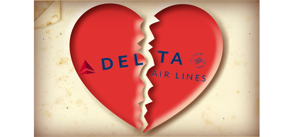 Breaking UP DELTA