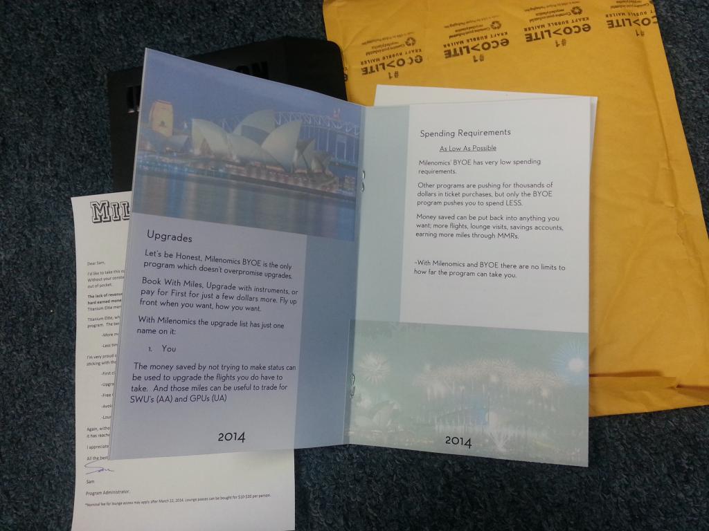BYOE Package 6