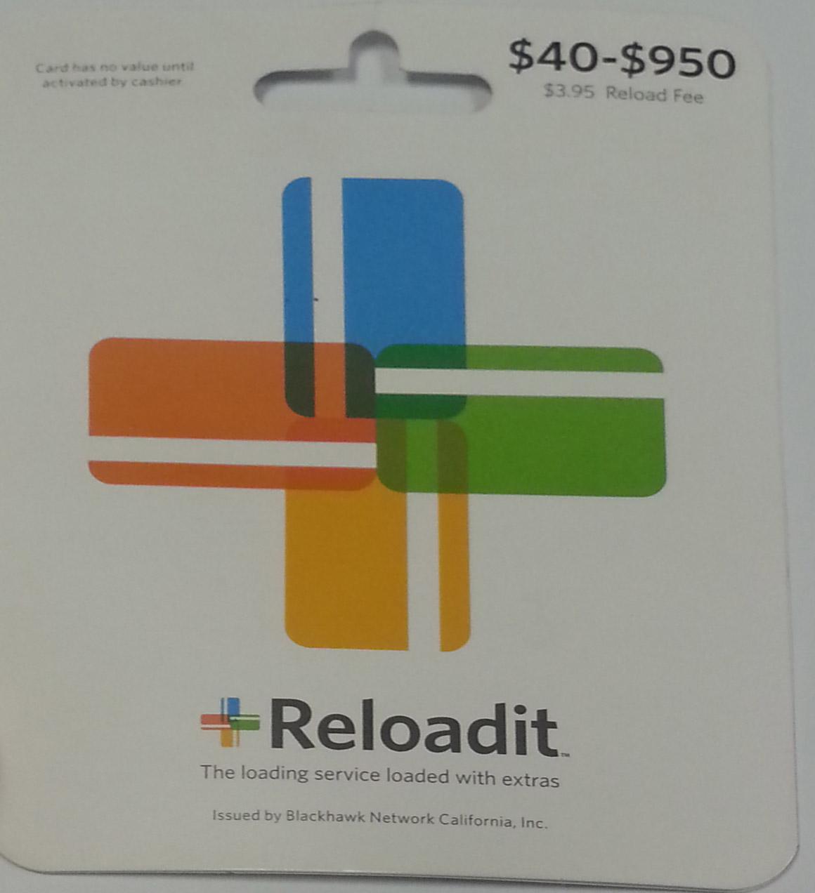 Reloadit 950