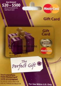 Frauded! US Bank Mastercard Gift Cards Hacked and Drained