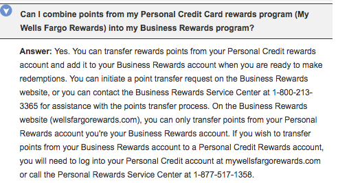 Wells fargo business platinum 500 offer existing checking account q does wf treat the waiting period between personal and business and bonuses separately colourmoves Images