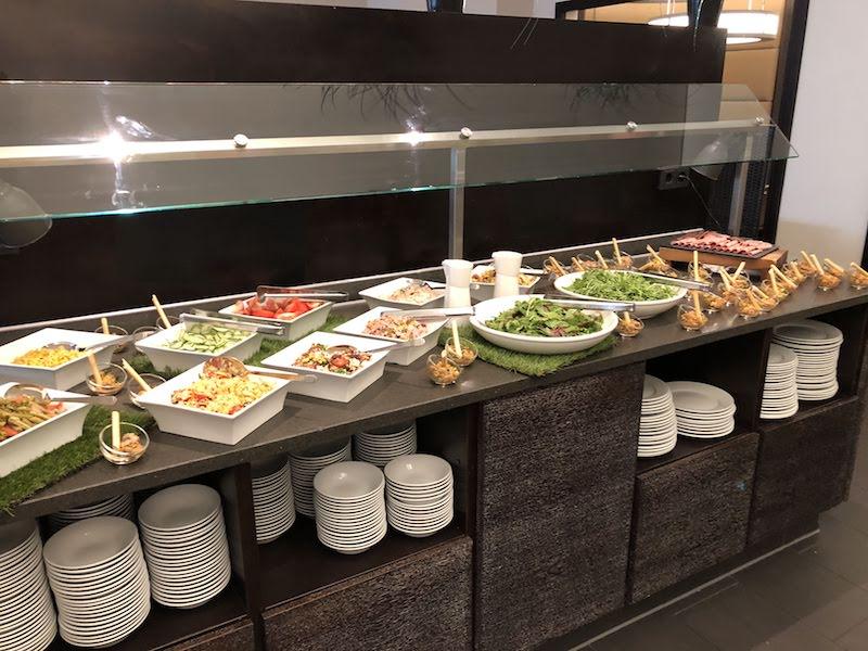 Marriott Munich Elite Dinner Buffet