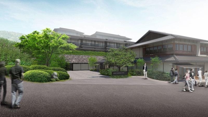 park hyatt kyoto award